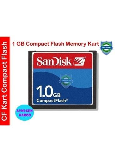 SanDisk SanDisk 1 Gb Cf Flash Kart Sandısk Renkli